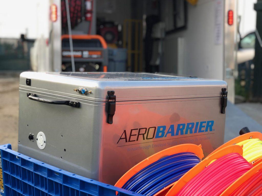 AeroBarrier Box Reels
